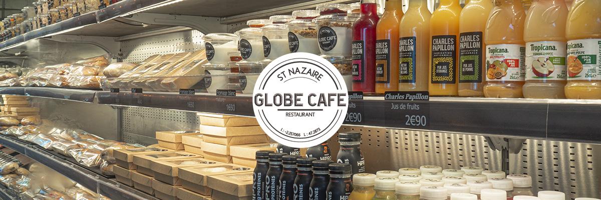 Globe Café à Saint-Nazaire